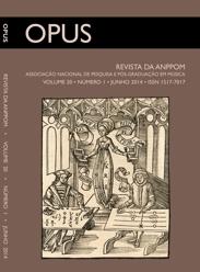 Volume 20, número 1 - Junho 2014.